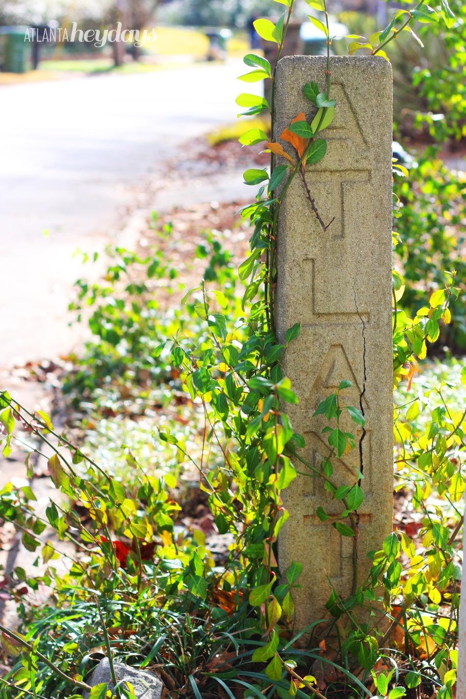 Atlanta marker